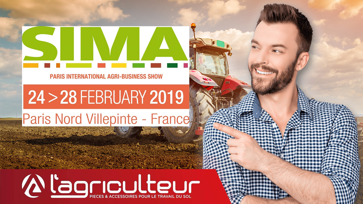 Le Salon International du Machinisme Agricole 2019 (SIMA 2019)